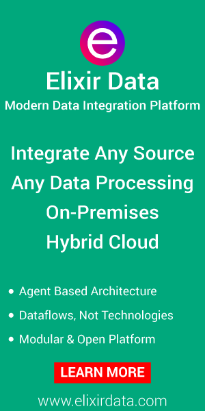 ElixirData - Modern Big Data Integration Platform